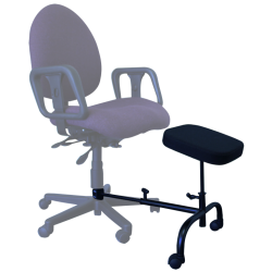 ErgoUP 12 Single Leg Rest Office