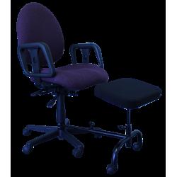 Double Leg Rest for Office